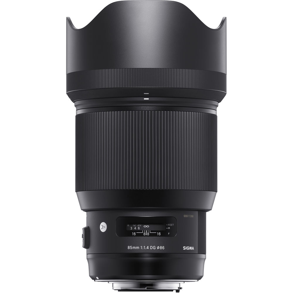 Sigma 85mm f/1.4 DG HSM Art for Canon/Nikon