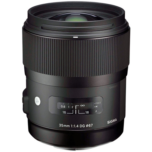 Sigma 35mm f/1.4 DG HSM Art for Canon/Nikon