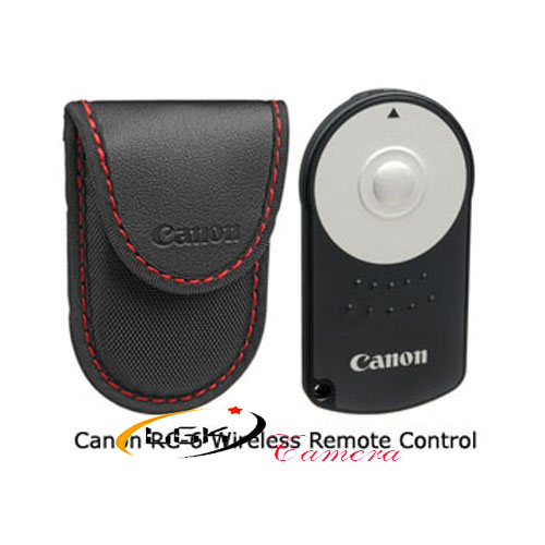 Remote RC 6 for Canon